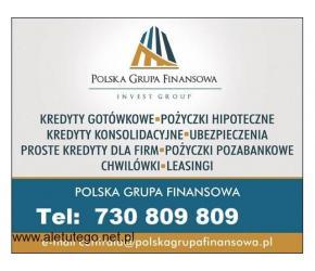 Zamień wszystkie kredyty w jeden, z rata dopasowaną do Twoich potrzeb
