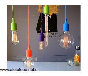 Lampa wisząca loft neonowa | Imindesign