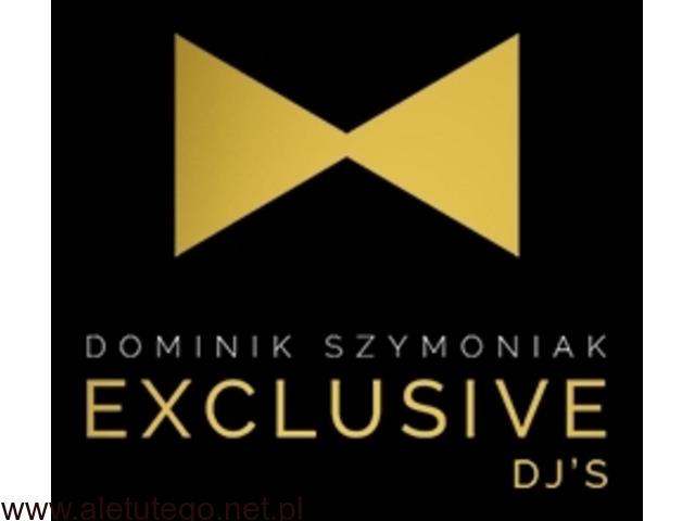 Dj na wesele Exclusive Djs Dominik Szymoniak