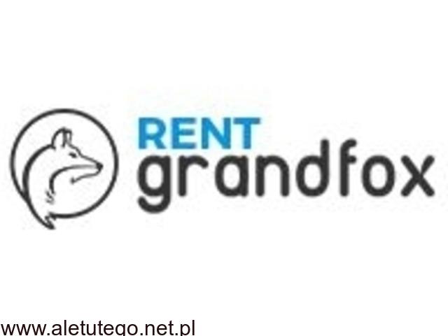 Wypożyczalnia Kamer RentGrandfox.pl