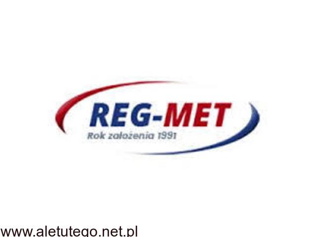 Szafki narzędziowe metalowe | Reg - met