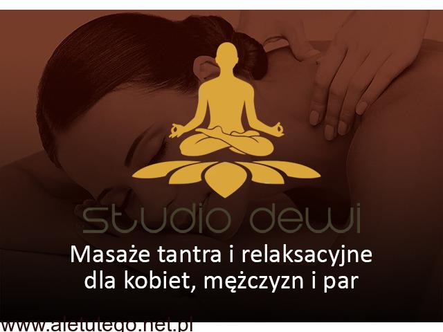 Umów się na masaż w Krakowie