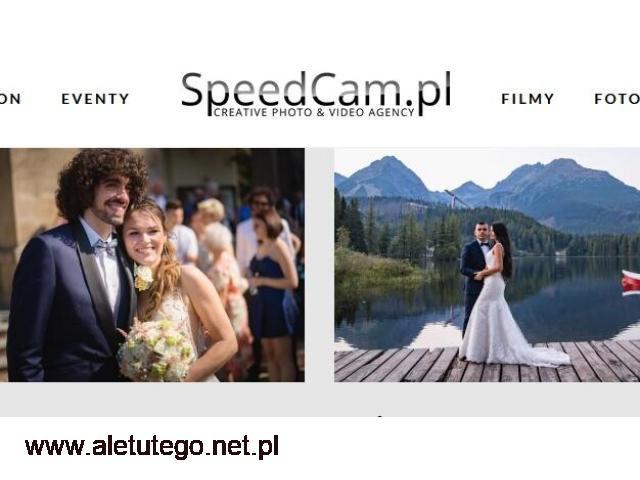Profesjonalne wideofilmowanie Speedcam.pl