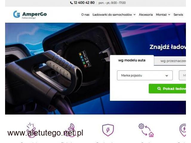 Ładowarki do samochodów elektrycznych Kia