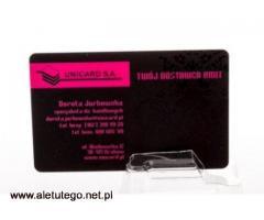 Karty lojalnościowe dla każdej firmy - Unicard.pl