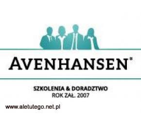Wybierz szkolenia w Krakowie - zgłoś się do AVENHANSEN